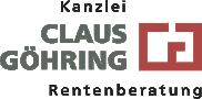 Claus Göhring Rentenberater Sozialversicherungsexperte